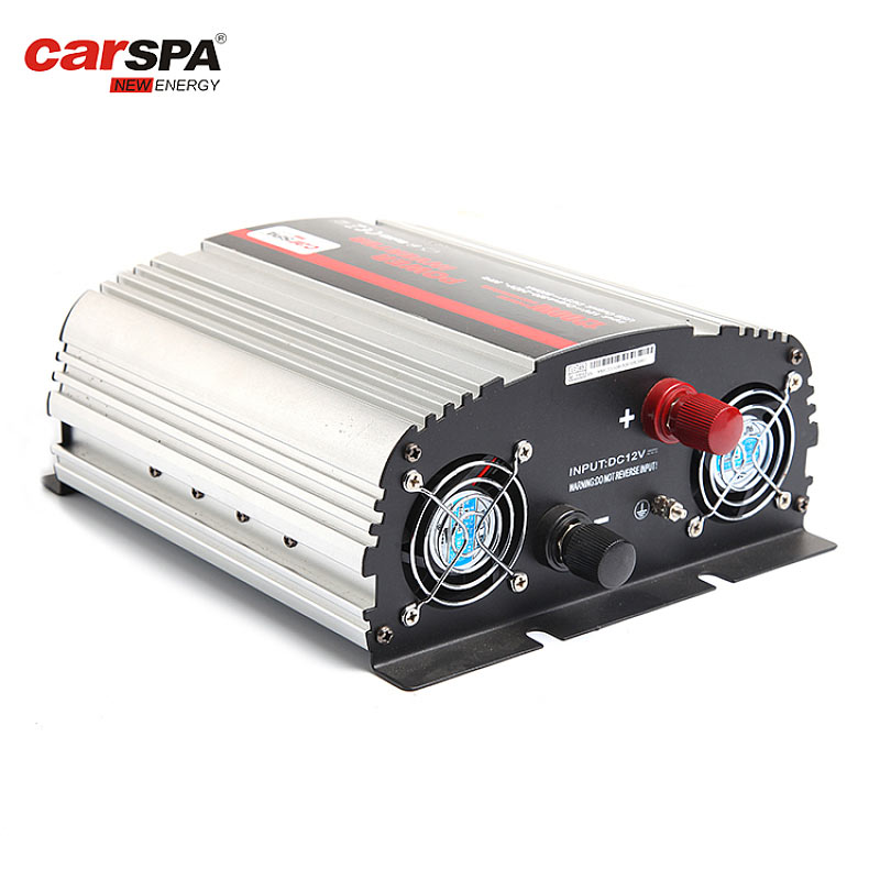 MS1200-1200 Watts Modified Sine Wave Car Power Inverter With USB Port