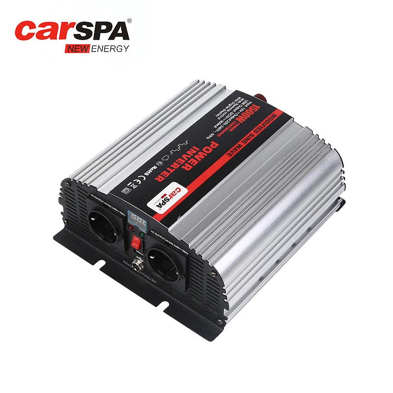 MS1500-1500 Watt Modified Sine Wave Car Power Inverter With USB Port