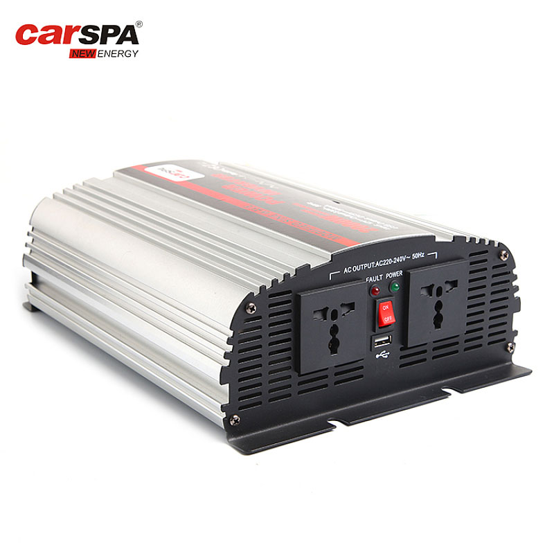MS2000-2000 Watts Modified Sine Wave Car Power Inverter With USB Port
