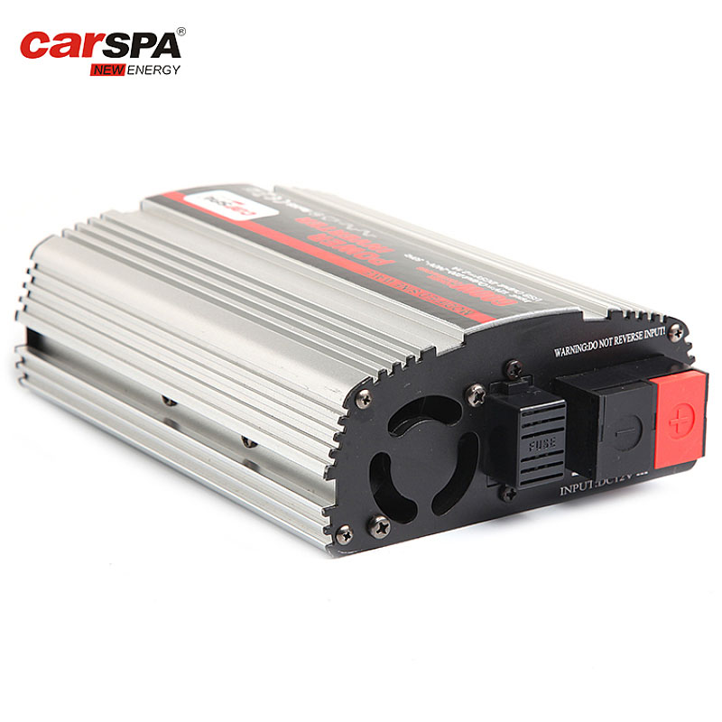 MS600-600 Watt Modified Sine Wave Car Power Inverter With USB Port