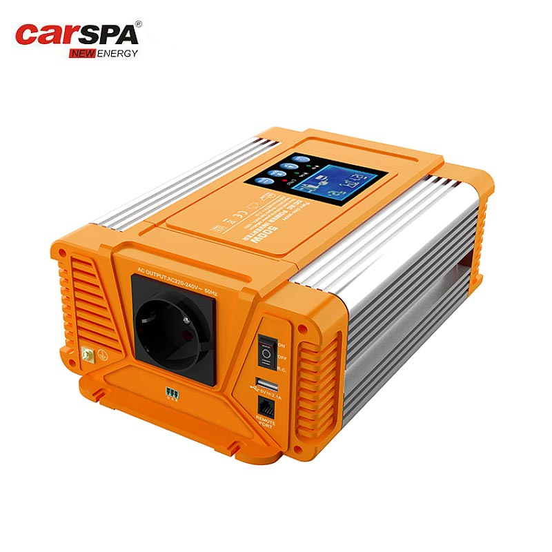 PX500-500w Pure Sine Wave Power Inverter With RS485 With LCD